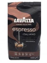 Кофе в зернах Lavazza Espresso (Лавацца Эспрессо)  1 кг, вакуумная упаковка