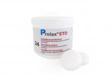 Таблетки для удаления накипи (декальцинация) Prolax ETD (Пролакс), 24 шт., банка