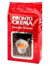 Кофе в зернах Lavazza Pronto Crema (Лавацца Пронто Крема)  1 кг, вакуумная упаковка